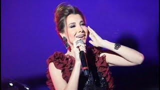 Nancy Ajram Carthage Festival 2017 نانسي عجرم حفلة مهرجان قرطاج