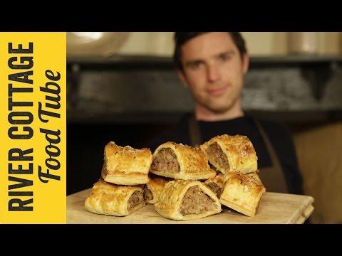 Superb Sausage Rolls | Gill Meller