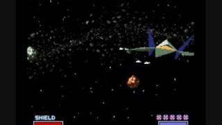 Star Fox - Stage 2