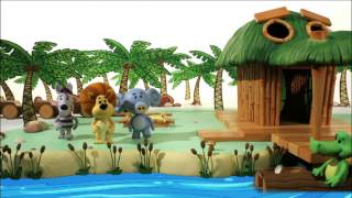 Raa Raa the Noisy Lion - the Noisiest House in the Jungle