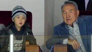 Преемник Назарбаева: Самат Абиш