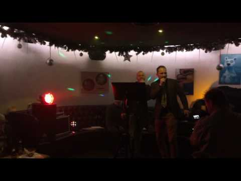Karaoke night @ Cafe Cremers Den Haag 29-12-2016