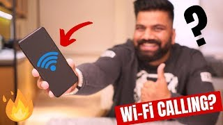 Gambar cover AirTel WiFi Calling is Great!!! WiFi Calling Explained + My Experience🔥🔥🔥