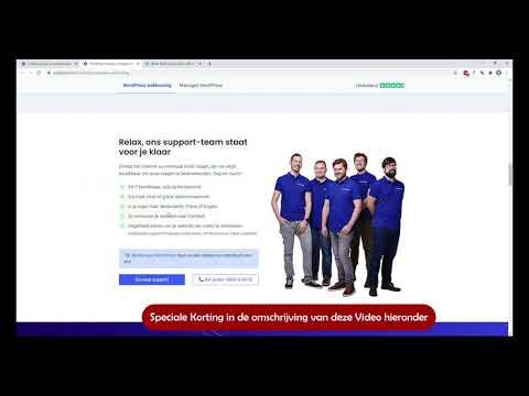 Beste web hosting