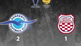 FFA Cup (WA) Round Five Highlights