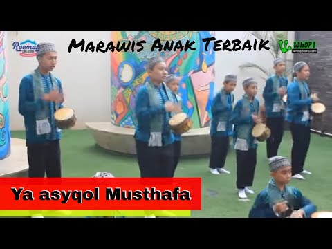 Marawis Shoutun Ajibah - Ya Asyiqol (simple Video Clip)