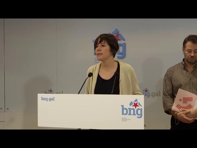 O BNG presenta ao sindicato CIG as Bases Democráticas para unha nova Galiza