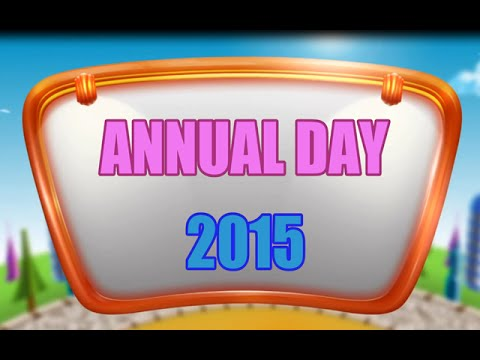 Annual Day 2015 - ACME Global Academy , Bangalore