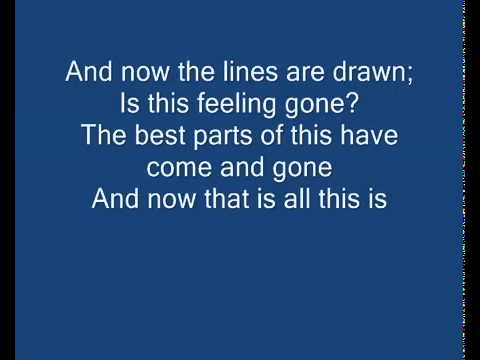 Rise Against - Everchanging (acoustic with lyrics)