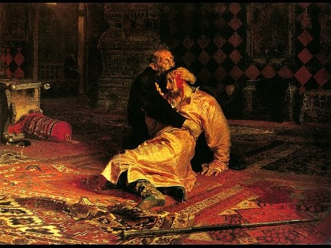 The Life And Death Of Ivan IV The Terrible