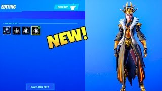 *NEW* ICE QUEEN SELECTABLE STYLES..!! Fortnite Battle Royale