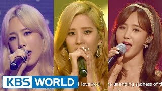Girls' Generation - PARTY / Lion Heart / Into the New World [Yu Huiyeol's Sketchbook]