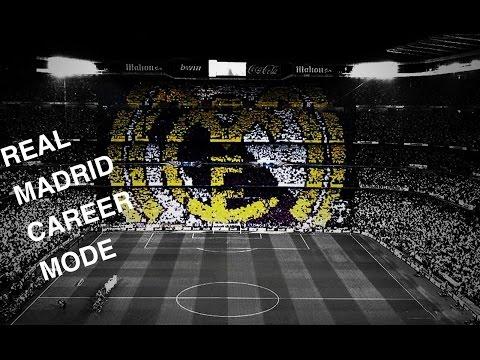 MADRID DERBY!!! REAL MADRID CAREER #5