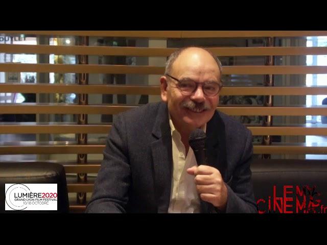 #Lumiere2020 - Des hommes - Rencontre avec Jean Pierre Darroussin