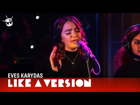 Eves Karydas - 'Further Than The Planes Fly' (live on triple j)