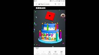 How to get the 12th Birthday cake in Roblox