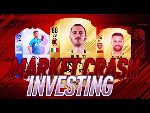 FIFA 18 MARKET CRASH INVESTING - SAFEST INVESTMENTS TO MAKE
