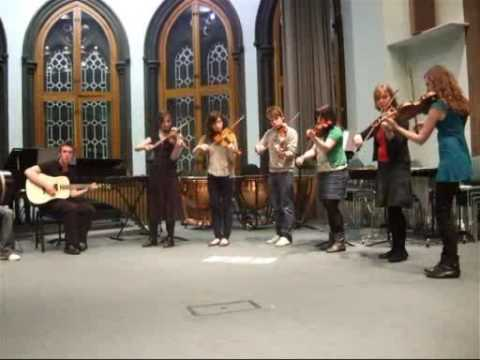 Glasgow University Celtic Group 1