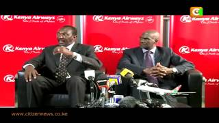 KQ's First Dreamliner Plane To Jet In