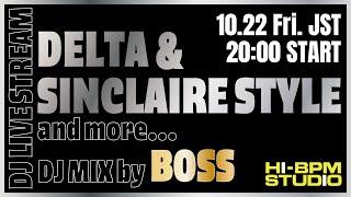 EUROBEAT LIVE STREAM!! by DJ BOSS