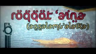 🎙 Roqqot 'Aina (Assalamu'alaika) - Karaoke | Lirik dan Terjemahan - Music Cover