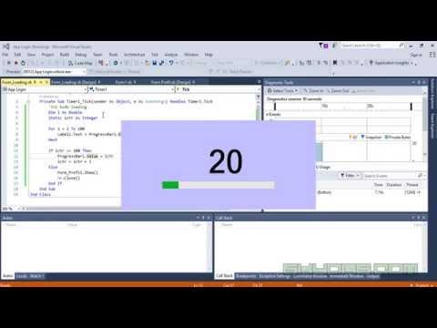 Cara Membuat Tampilan Visual Basic Lebih Menarik