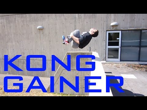 Get Back Up - Kong Gainer
