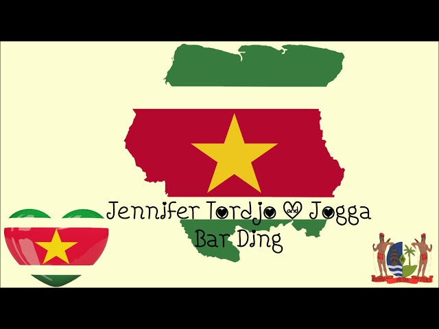 Jennifer Tordjo & Jogga - Bar Ding.
