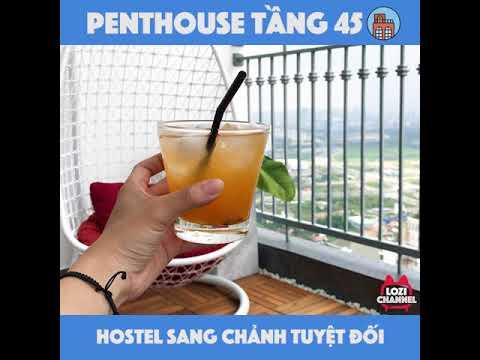 Penthouse Hostel and Spa, Vinhome Central Park, Ho chi minh city
