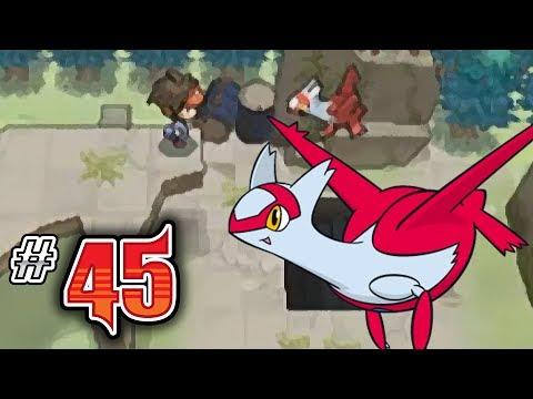 Let's Play Pokemon: White 2 - Part 45 - LATIAS