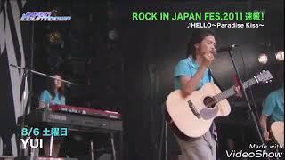 YUI Hello & Your Heaven 2011
