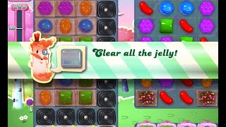 Candy Crush Saga Level 949 walkthrough (no boosters)