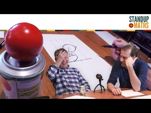 Thumbnail: Matt & Hugh: the mystery of two balls in a can