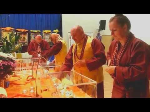 Buddha Relic Tour Chelmsford 2014   Part 10