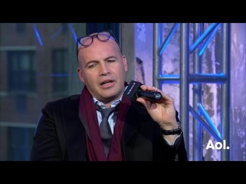 "Billy Zane On ""Mad Dogs"" 
