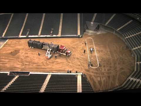 Rodeo to Ice time lapse 2016