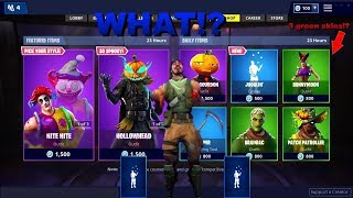 Fortnite Item Shop [October 30th] SO MANY SKINS! + NEW JUGGLIN' EMOTE!