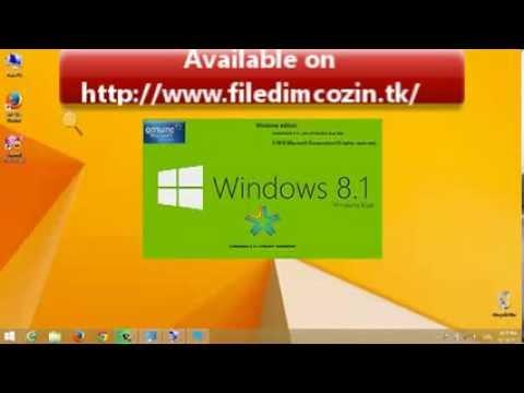 Windows 8.1 Permanent Activator  - KMS & Skype