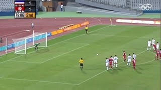 The longest penalty kick ever in a soccer ⚽⚽⚽game (six attempts): tunisia - serbia 3 - 2  | discover