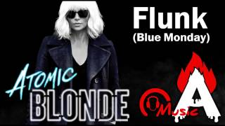 ATOMIC BLONDE Red Band Trailer Song  (Flunk - Blue Monday)