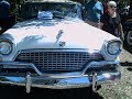 1956 Studebaker Champion Two Door Sedan WhiteGold VeroBeach 031817