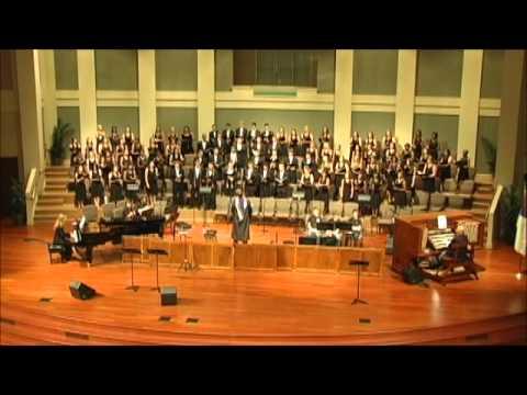 Hillcrest High School Concert Choir: Lullaby by Josh Groban