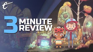 The Wild at Heart | Review in 3 Minutes (Video Game Video Review)