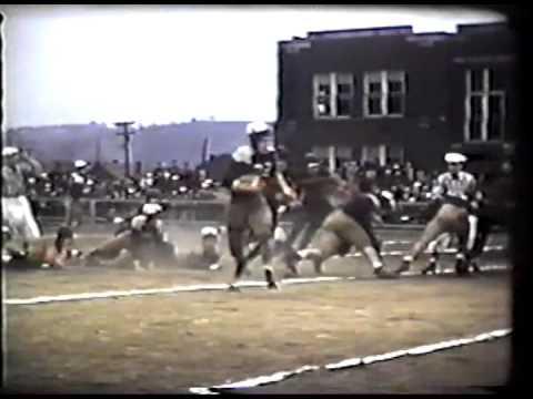 1939 Follansbee High vs. Wellsburg High School football game