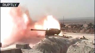 Сирийская армия освободила один из районов на юго-востоке Дейр эз-Зора