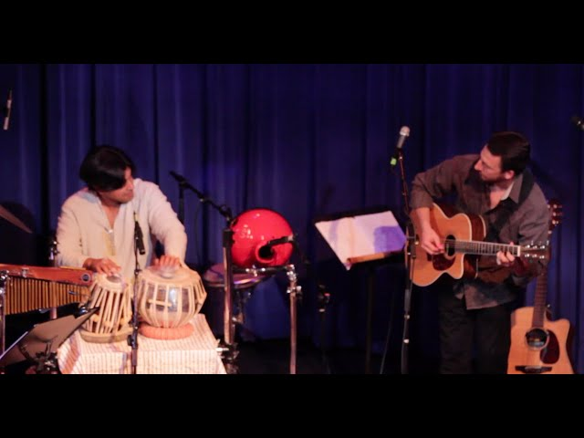 Blessing - Todd Boston & Ramesh Kannan Live