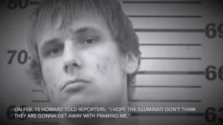 Illuminati conspiracies made by murder suspect in Mobile