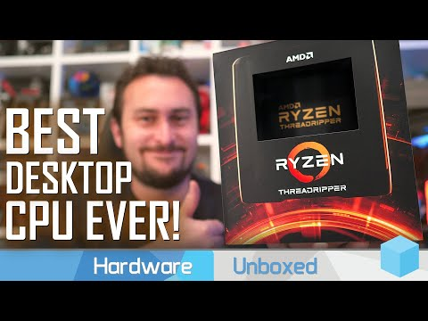 AMD Threadripper 3970X & 3960X Review, Total Intel HEDT Annihilation