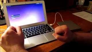 How to Install Ubuntu 14.04 on a Macbook Air