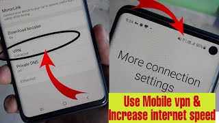 Cover images Hidden VPN Setting || All Network problem 💯% Solution || Every Android mobile || increase internet